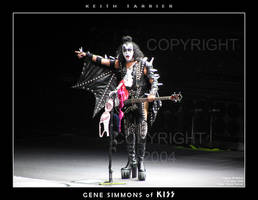 Gene Simmons 01 by Keith-Killer