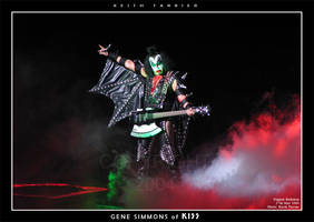 Gene Simmons 02 by Keith-Killer