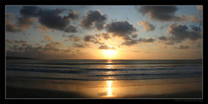 Jimbaran Sunset 01