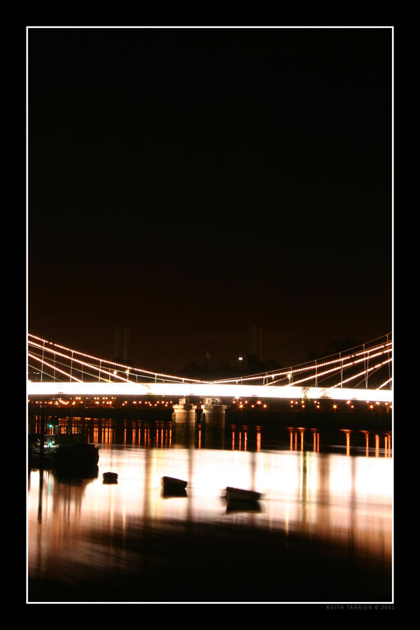 UK 22 - Albert Bridge 2 by Keith-Killer