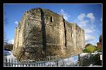 UK 36 - Canterbury Castle 01