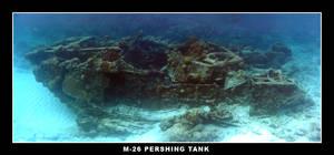 M-26 Pershing Tank by Keith-Killer