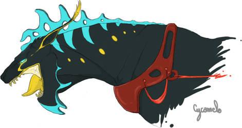 Dragon by Cycamelo