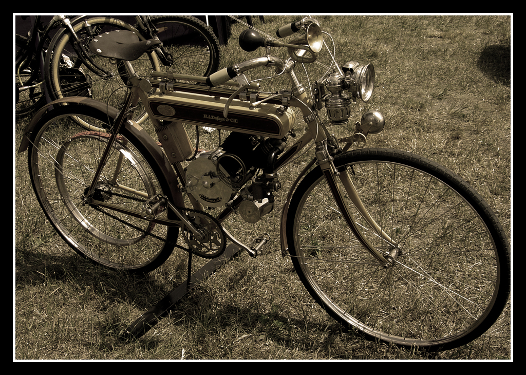 Dufaux Motor Assisted Bicycle By Maroimage On Deviantart