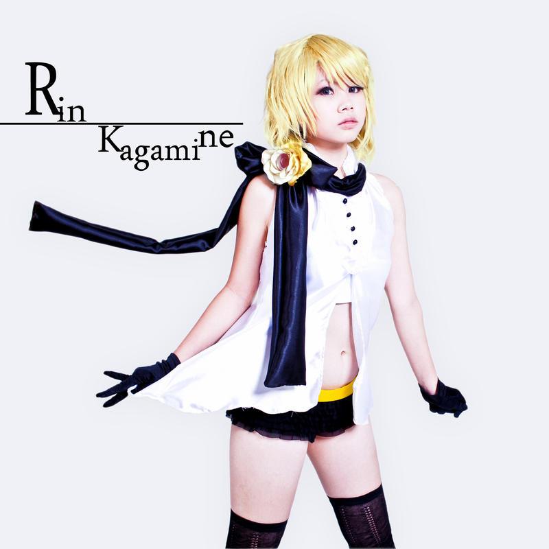 Vocaloid 2 : Rin kagamine by shukihito