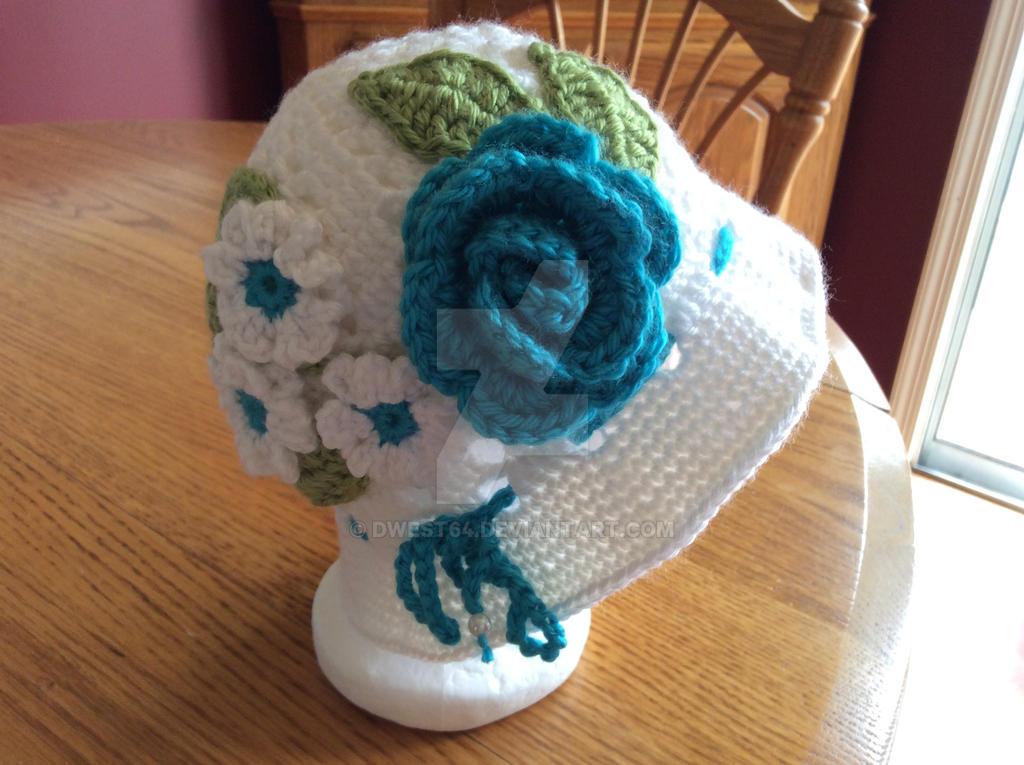 Little girl Panama Hat by Dwest64