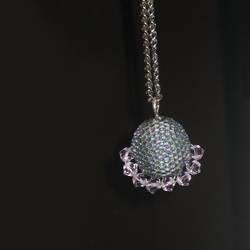 Moon Inspired Pendant