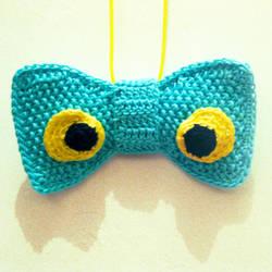 Funny Bow Tie Necklace