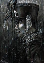 Black brunswick hussar by redcoatcat