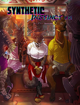 Synthetic Instinct 01 Cover