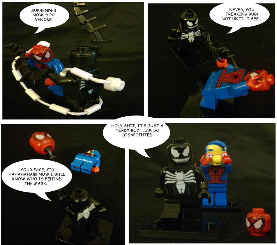 Comicspiderman by Argahal