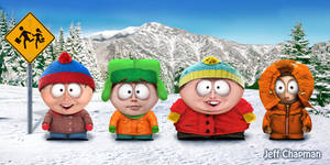 Real South Park Kids