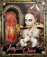The Vampire Queen by Jeffach