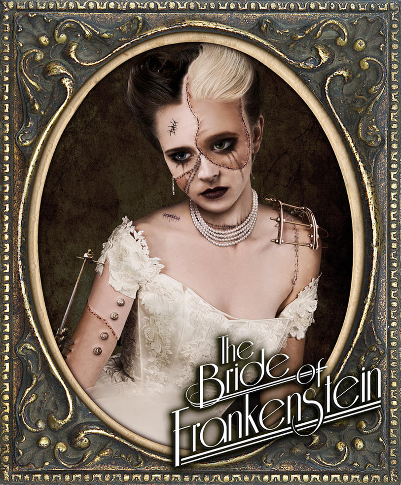 The Bride of Frankenstein by Jeffach