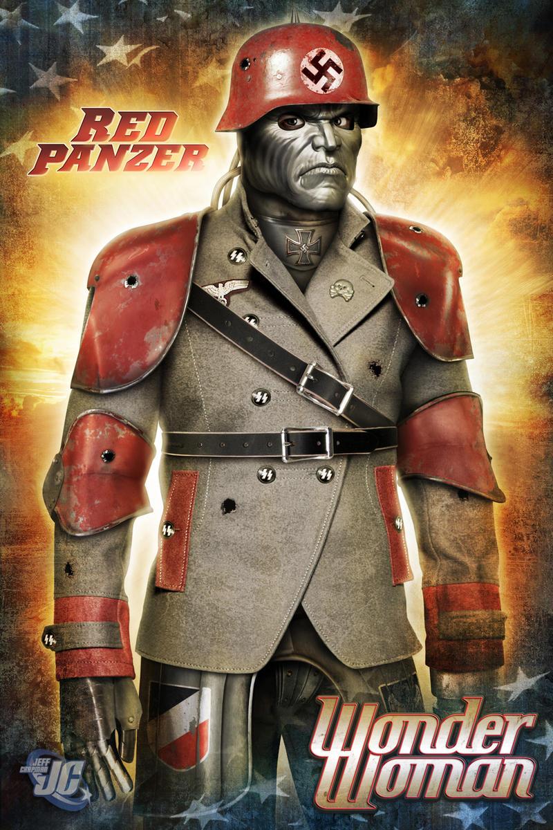 Red Panzer