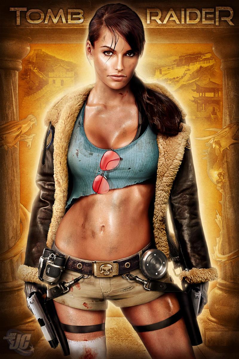 Tomb Raider by Jeffach