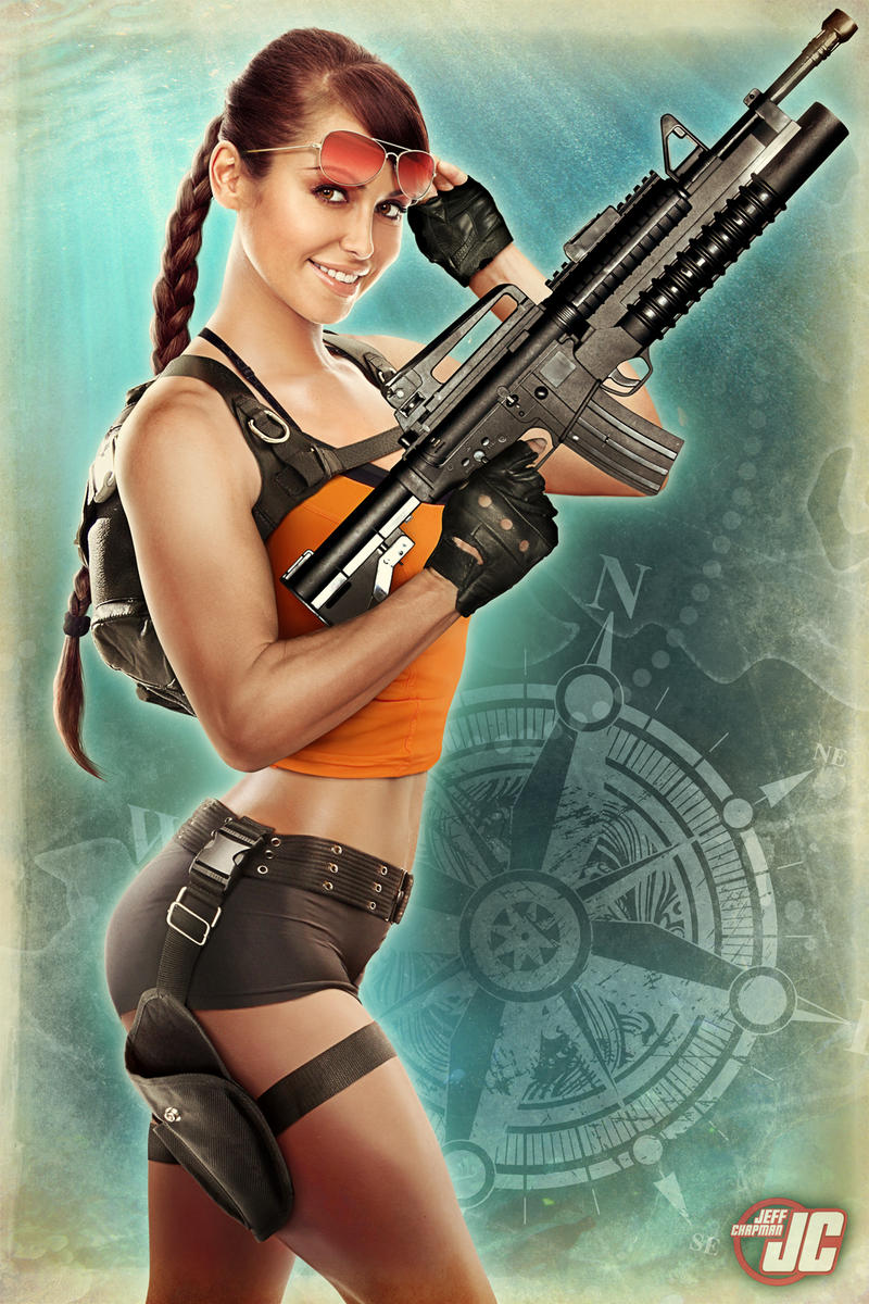 Tomb raider free sexy pic anime gallery