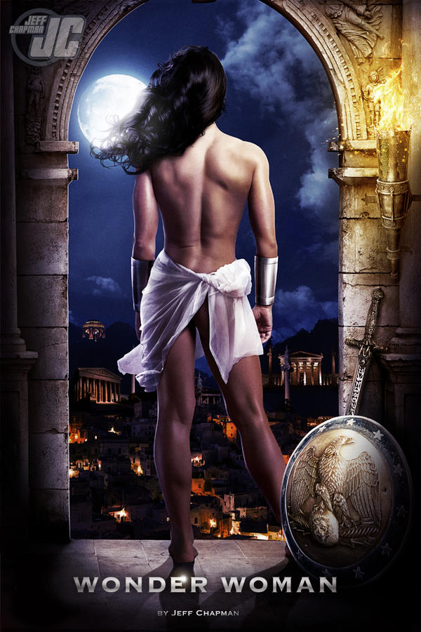 Themyscira Night Vigil