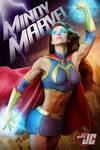 Mindy Marvel Commission