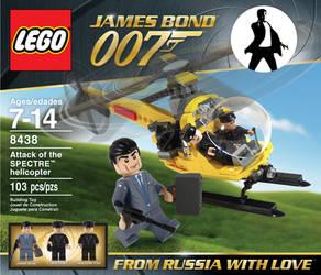 James Bond lego set 2