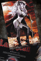 Lady Death Cover by Jeffach