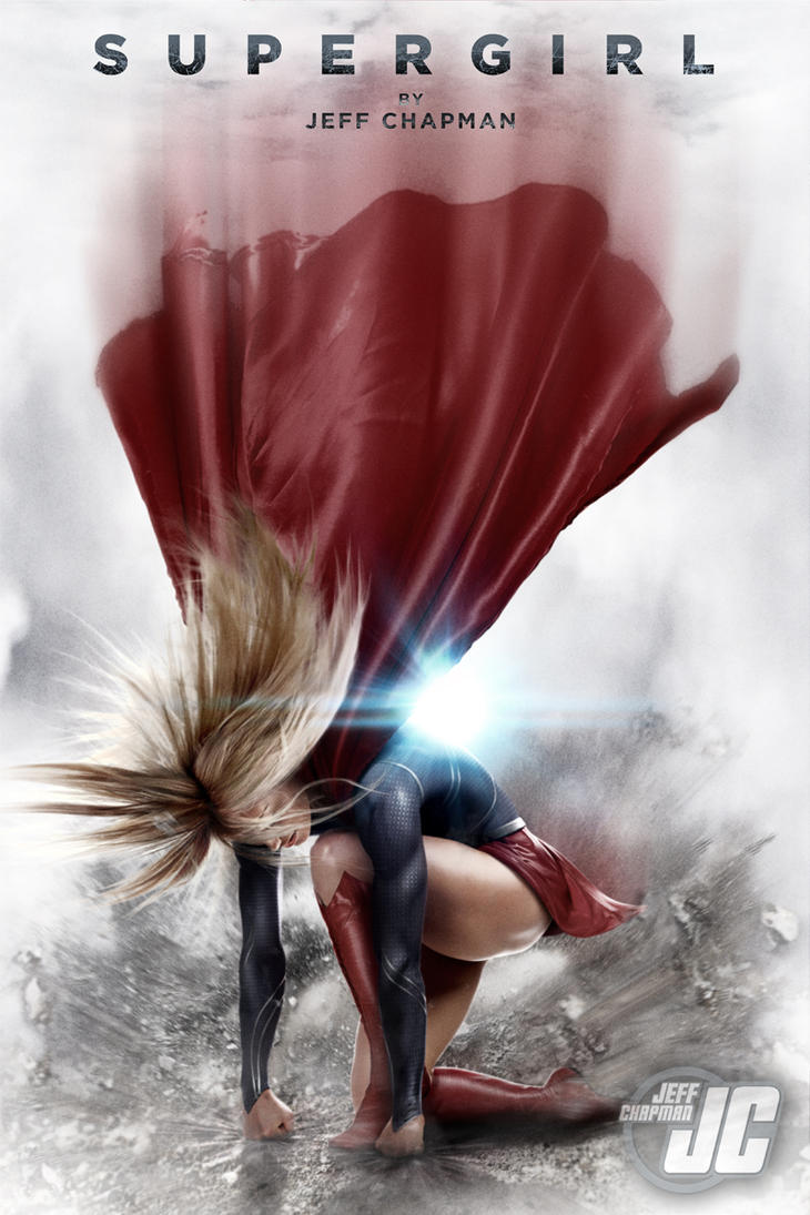 Supergirl 2 by Jeffach