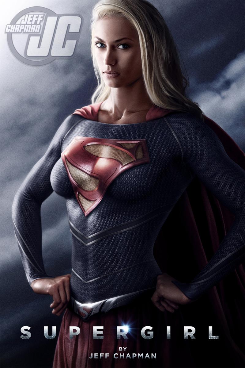Supergirl 3 by Jeffach