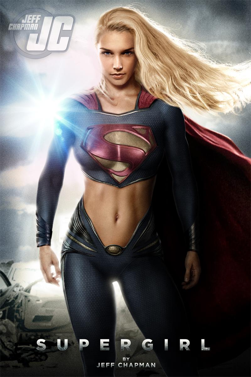 Supergirl 6 by Jeffach