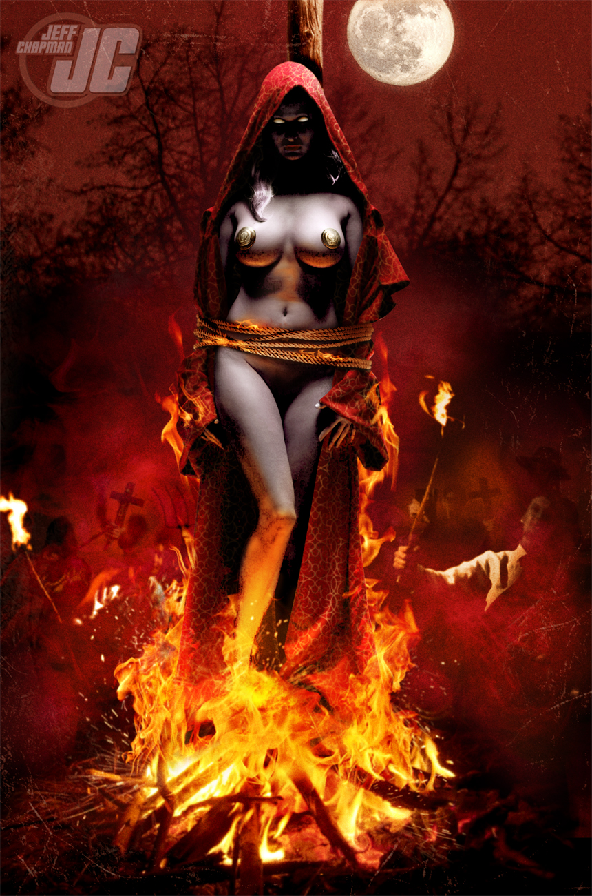 Lady Death Inferno by Jeffach