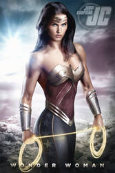 MOS Wonder Woman by Jeffach