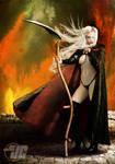 Lady Death Reaper