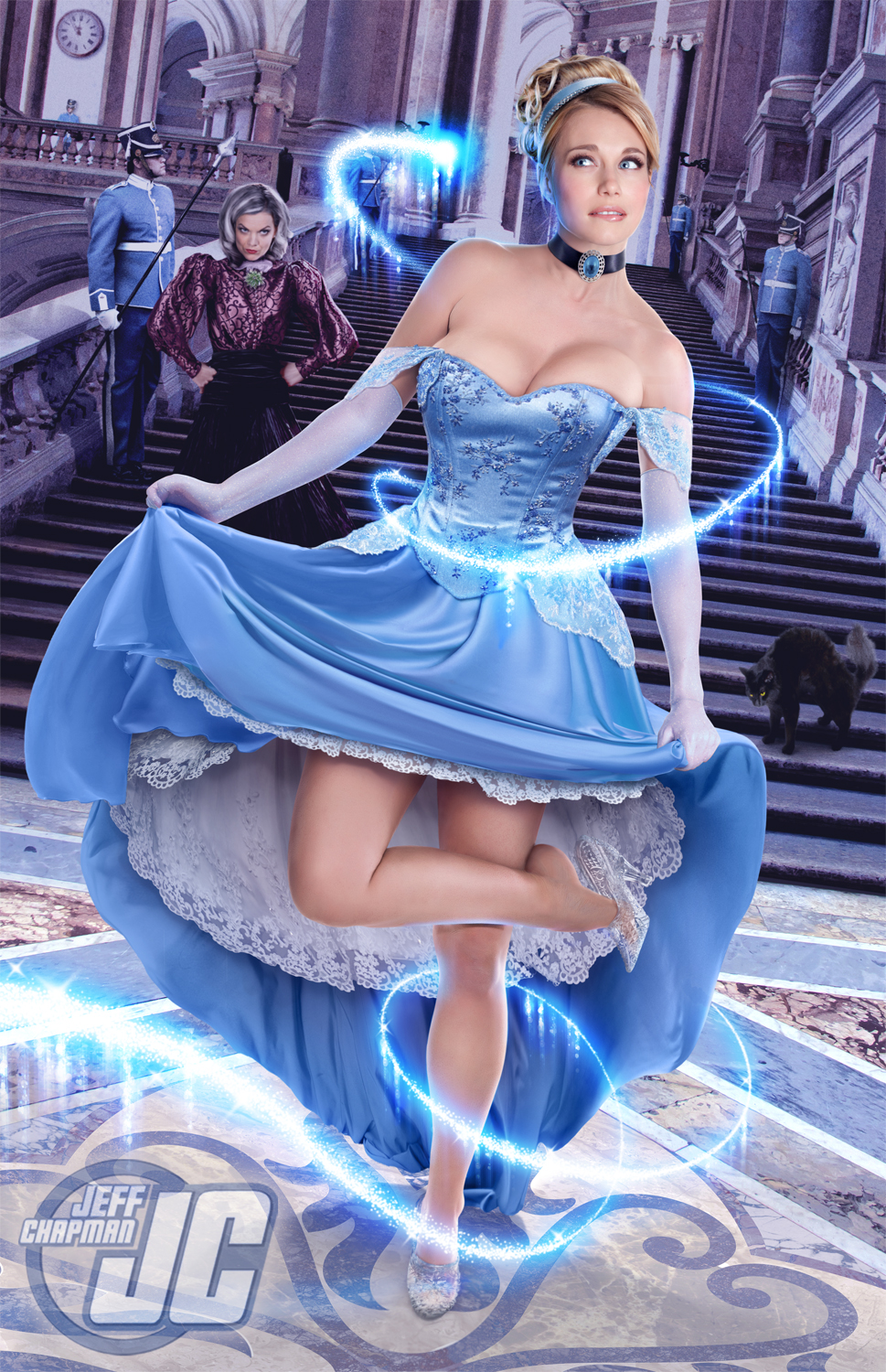 Cinderella by Jeffach