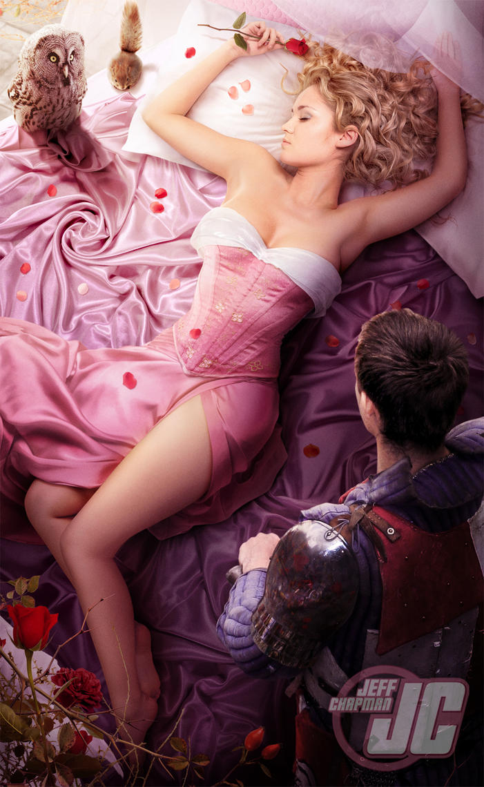 Sleeping Beauty by Jeffach