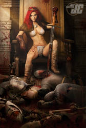 Red Sonja: The New Queen