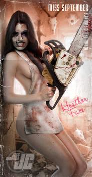 Heather Face