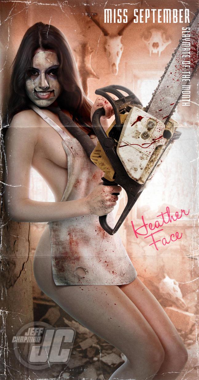 Mortal Kombat - Leather Face