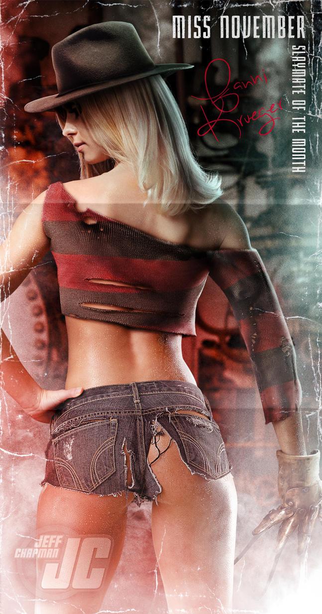 Mortal Kombat - Banni Kruger (Freddy Kruger)