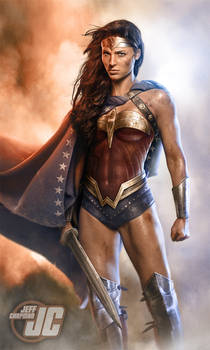 Wonder Woman Victorious