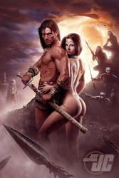 Conan the Barbarian by Jeffach