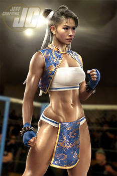 Chun-Li: Street Fighter