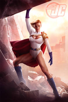 Power Girl: Rise from the Ashes
