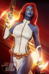 Mystique: X-men by Jeffach