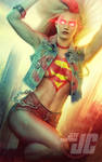 Punk Supergirl