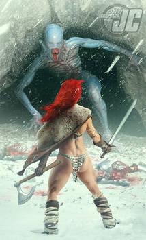 Red Sonja: Slay the Beast