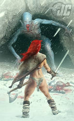 Red Sonja: Slay the Beast