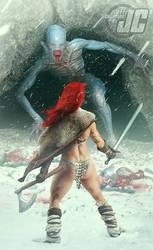 Red Sonja: Slay the Beast by Jeffach