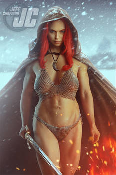 Red Sonja: Come by the Fire