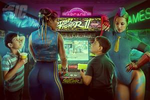 Street Fighter: I Got Next