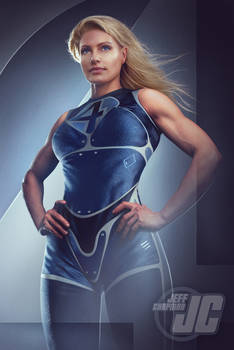 Sue Storm (with process videos)