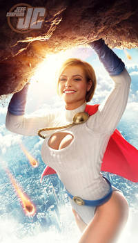 Power Girl: The Sky is Faling